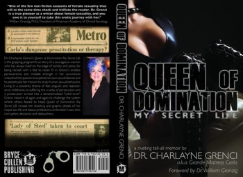 Queen of Domination Final Cover Spread